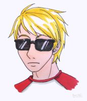 Dave Strider by Zombie-Wiesel