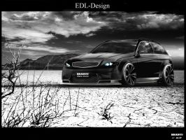 brabus c63 by EDLdesign