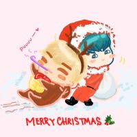 Merry Christmas ft. Todae by mikan36