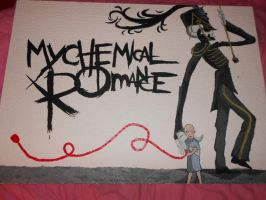 Welcome To The Black Parade by Devtan-Army
