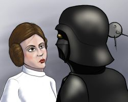 The Interrogation by ShrunkenJedi