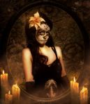 Santa Muerte by Eternal-Dream-Art