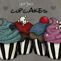 gorjuss cupcakes by gorjuss