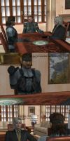 The End of the Metal Gear Solid Saga is near by Dante-564
