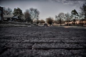 The Road Left Untraveled by mxjerrett