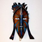 Witch Doctor Mask by TasteOfCrimson