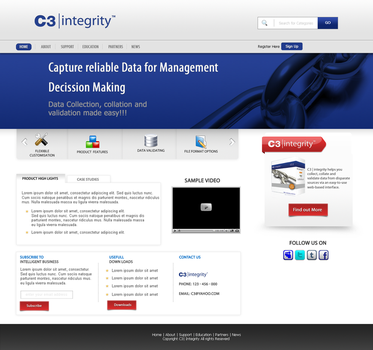 C3 Integrity by BBgambino187