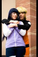 NaruHina - You're not alone by Wings-chan