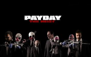 Payday the Heist wallpaper by Mi-24HIND