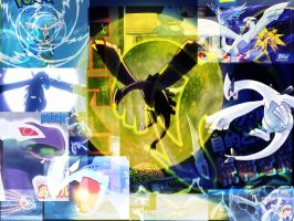Lugia Wallpaper by Lugia-Club