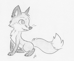 Fox by swiftcutter