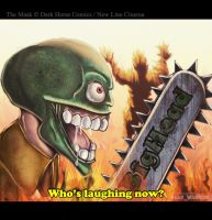Who's Laughing Now? by DeadWarrior89