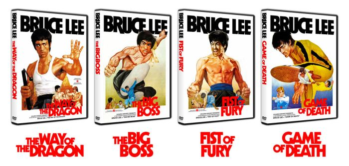The Bruce Lee Collection by Levtones