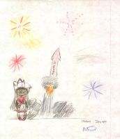 Ammy's G-REAT 4th of July by Pixiescout