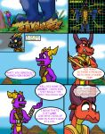 The Adventures of Spyro and Company 1-3 by aPAULo17