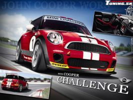 MINI John Cooper Works CHALLEN by TuningmagNet