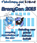 Bronycon 2015! by NekoCrispy