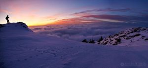 Over the clouds VII by adypetrisor