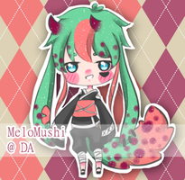 Kemonomimi Adoptable 03 [Auction] CLOSED by MeloMushi