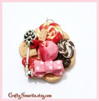 Kawaii Biscuit Charm Medley by Tonya-TJPhotography