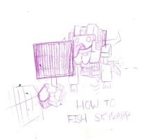 How to fish SKYWARP by SoulingSM