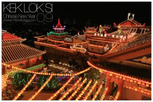 kek Lok Si Temple 5 by Seanleedesign