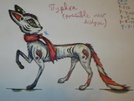Typhon (Possible new Design) by IceLuxray