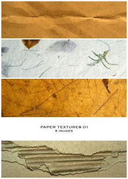 Paper Textures 01 by nighty-stock