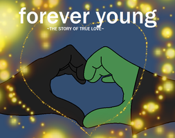 Forever young front page by Ask-Zenith-the-rabit
