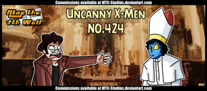 AT4W Classicard: Uncanny X-Men #424 by MTC-Studio