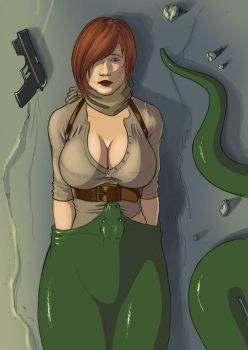 Snake Cave 4 by laptop456