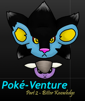PokeVenture Part 2 Cover Page by Chari-Artist