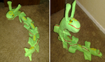Rayquaza by Sarah-Strazberry