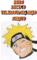 Happy Broadcast Day Naruto by gekkodimoria
