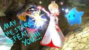 May the Stars defeat You!!!!!! by RamosisMario89
