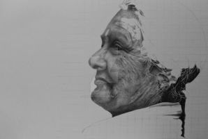 Grandmother - WIP by karthiktalloju