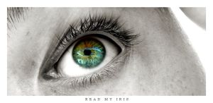 Read My Iris by twphotography