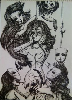 My Demons  by Lady-Sweet-Suicide