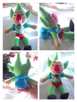 Tingle Plush by LRK-Creations