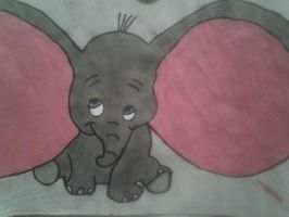 Dumbo by monkee426