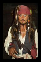 Captain Jack Sparrow by Angband