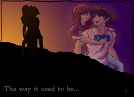 The Way It Used To Be... by ZaXo-KenIchi