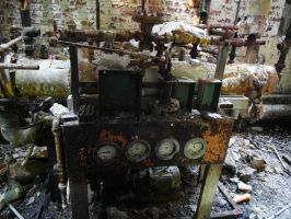 Decaying Machinery by Scipio164