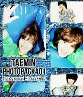 Taemin (SHINee) - PHOTOPACK#01 by JeffvinyTwilight