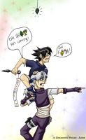 Mistletoe Removal Team by Yakushi--Kabuto