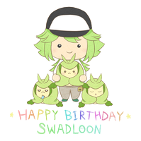 Happy Birthday Swadloon by oi-m