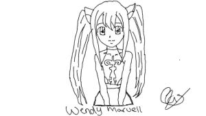 Wendy marvell by zita952