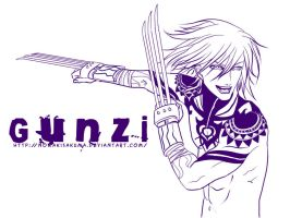Gunzi by gamerro