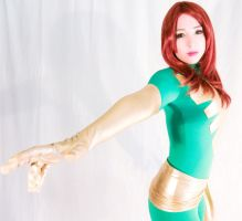 Phoenix costume 03 by Kitty-Honey