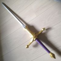 Princess Zelda's Royal Sword - Twilight Princess by Miharichu-Emi